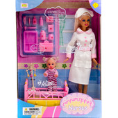 кукла Defa Lucy Медсестра