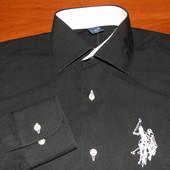 Ralph Lauren ! Шикарная брендовая рубашка ! - S - M