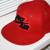 Теплая кепка бейсболка Nike Air true air wool snapback (оригинал)