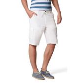 Мужские белые шорты бермуды из льна укр.54 Livergy Германия