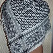 Фирменная арабская шарф платок  арафатка Тунис .