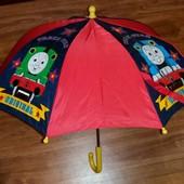 Детский  яркий зонт Thomas .