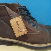 Итальянские ботинки Vera Pelle 42р,