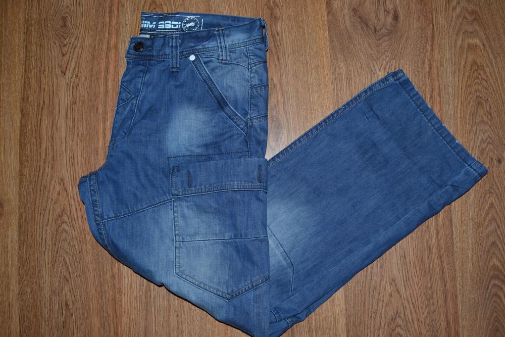 Р. 34/S Eto Denim 9901 Англия. Брендовые, модные мужские джинсы, штаны. фото №1