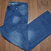 Р. 34/S Eto Denim 9901 Англия. Брендовые, модные мужские джинсы, штаны.