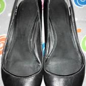Туфли балетки кожа 36-37 размер