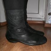 Кожаные ботиночки Wolky полный 42 размер.