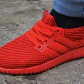 Мужские кроссовки адидас ультра adidas ultra boost red красные