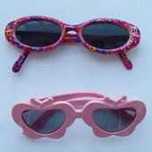 очки солнцезащитные детские из Европы