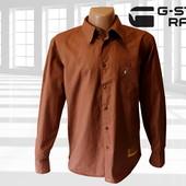 Брендовая рубашка хлопок укр. 52/54 G-Star Raw Сша