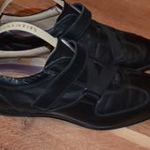 Туфли  Vero Cuoio 40-41 р.,27 см, кожа