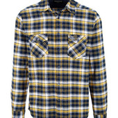 Фланелевая рубашка ХL Германия