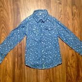 Стильная рубашка со звездами