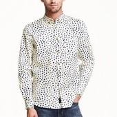 Рубашка мужская Н&М, S