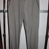 мужские брюки в клетку Taylor&wright