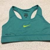 Топ для спорта Nike Dri-fit XS,S.