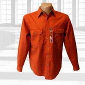 Джинсовая рубашка хлопок р.S/М Faded Glory Сша