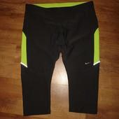 Nike Спортивные шорты, капри Найк, оригинал , размер L, сделаны во Вьетнаме новіе, без єтикетки   дл