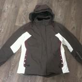 Мембранная лыжная термо-куртка Rodeo White Series, р. M (наш 48)