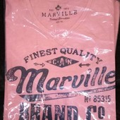 Новые мужские футболки оптом бренд Marville