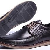 Туфли кожаные Levis Ontario