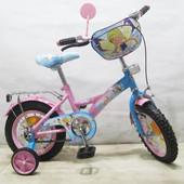 Велосипед Tilly Чарівниця 12 T-21223