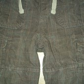 Классные джинсы на подкладке 18-30 мес