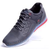 Кожаные кроссовки Ecco Motion Receptor синие