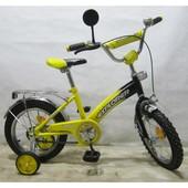 Велосипед 2-х колесный 14 дюймов T-21413