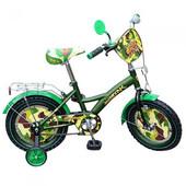 Велосипед 2-х колесный 14 дюймов  PT1433