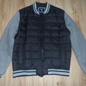 продам фірмову куртку - бомперку, розмір L, XL