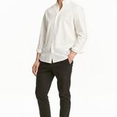 Шикарные штаны бренд h&m chinos skinny fit