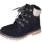 Демисезонные ботинки Jong Golf, 33,35р,1273 синий