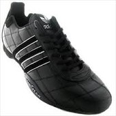 Adidas Black Leather Goodyear Tuscany кроссовки 40