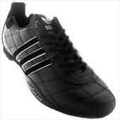 Adidas Black Leather Goodyear Tuscany кроссовки 40