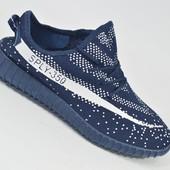 Мужские кроссовки текстильные