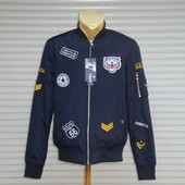 Мужская демисезонная куртка Бомбер Nature.