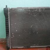 Радиатор охлаждения на Chevrolet Aveo(2006) 1,5 двиг с кондиционером