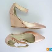 Туфли женские из натуральной кожи San Marina 37 размер (арт. 2375)