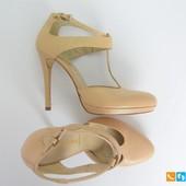 Туфли женские из натуральной кожи San Marina 37 размер (арт. 2378)