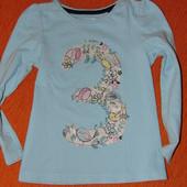 Брендовая одежда F&F для девочки на 3-4 года