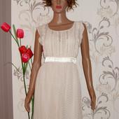 Ніжне плаття р 8 Miss Selfridge