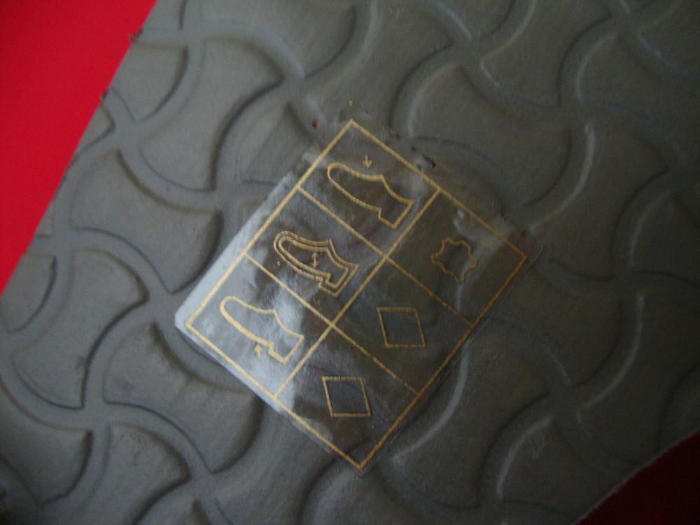 Туфли броги tu blue натур замша 42 разм фото №5