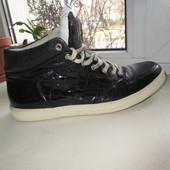 Кожаные кроссовки Gino-B 43 р.