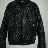 утеплена підліткова демі курточка Bikkembergs