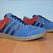 Adidas Hamburg  36-45р  4 цвета