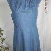 Легкое джинсовое платье oasis