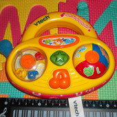 Vtech радио для малышей
