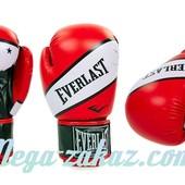 Перчатки боксерские на липучке Elast 0221: 12 унций