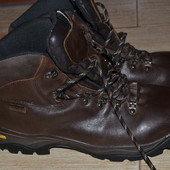 Karrimor 43р ботинки . демисезонные.еврозима Waterproof event